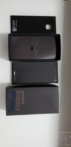 Caixa Samsung Galaxy S7 edge