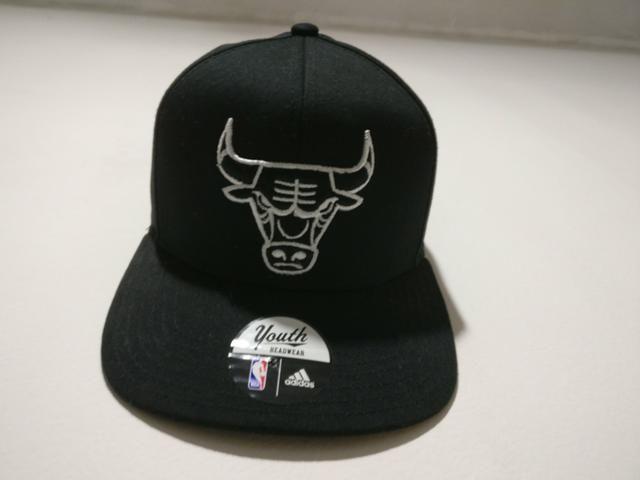 Boné aba reta ADIDAS NBA - Chicago Bulls - Bijouterias 31c3a2c71b3b2
