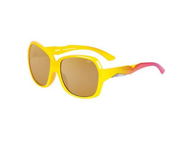 Óculos De Sol Feminino Mormaii Santa -amarelo- Novo Original Copa America  Brasil 346d2c57fd