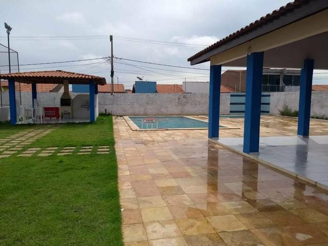 Passo apat. CONDOMINIO TURU, com 2 banheiros - Foto 2