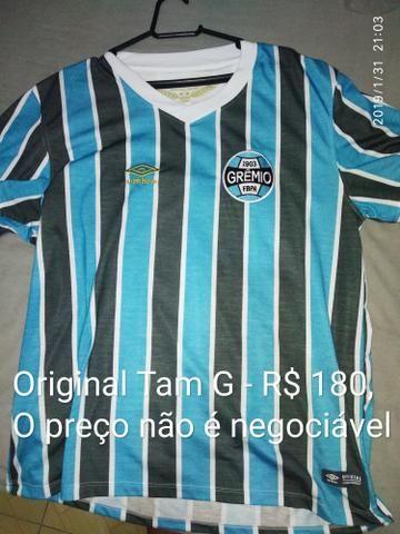 Camisa do Gremio original - Roupas e calçados - Auxiliadora bb9000d326a73