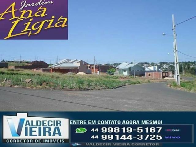 30.000 meio terreno Residencial Jd. Ana Ligia - Foto 4