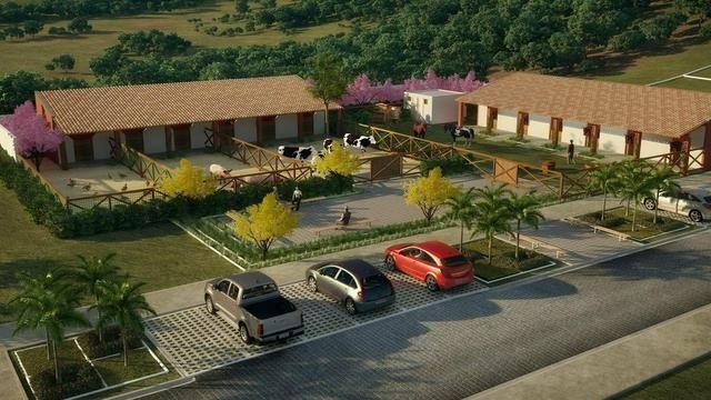 Terrenos parcelados em Condomínio Fechado no Country Plaza em Solânea PB - Foto 6
