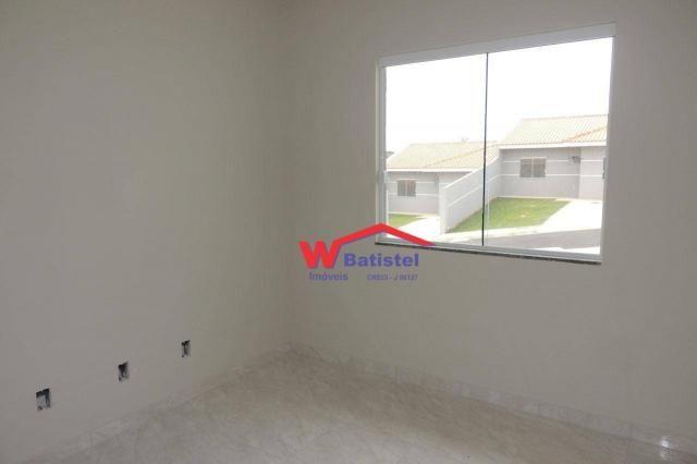 Casa com 3 dormitórios à venda, 52 m² por r$ 189.900 - rua do faisão, nº 154 - arruda - co - Foto 8
