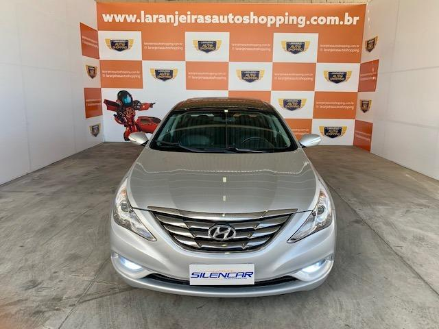 Hyundai Sonata Com Teto Solar Panorâmico,Confira! - Foto 5