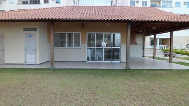 Apartamento 2 quartos com varanda e bela vista para o mar de jacaraipe - Foto 13
