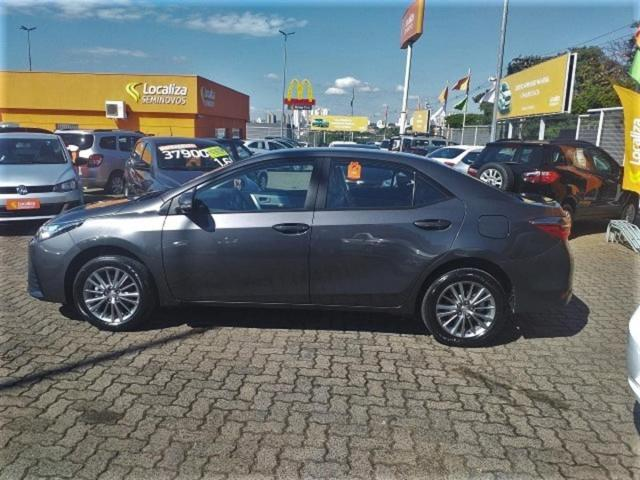 TOYOTA COROLLA 2018/2019 1.8 GLI 16V FLEX 4P AUTOMÁTICO - Foto 9