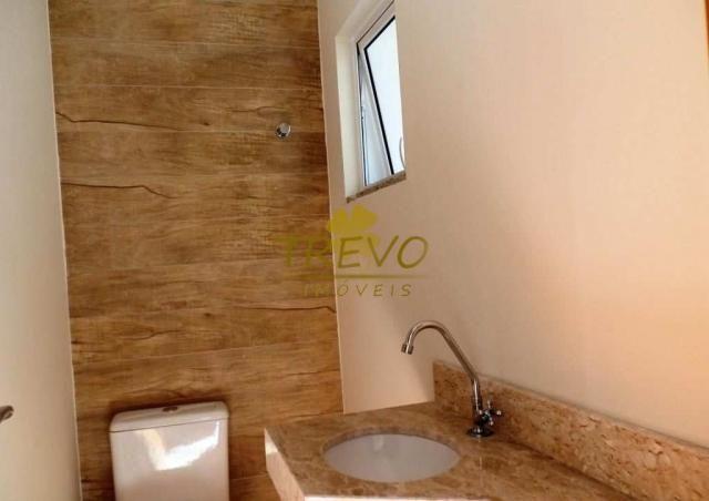Casa de condomínio à venda com 3 dormitórios em Boa vista, Curitiba cod:1653 - Foto 9