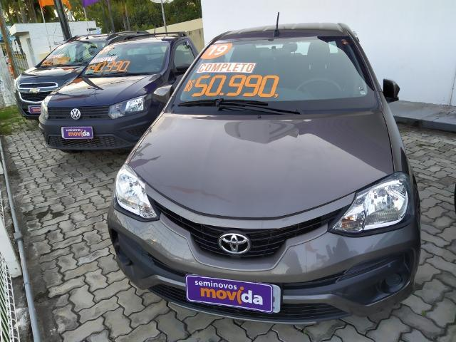 Etios X Sedan 1.5 Flex 16V 4p MEC. Super Oferta - Foto 2