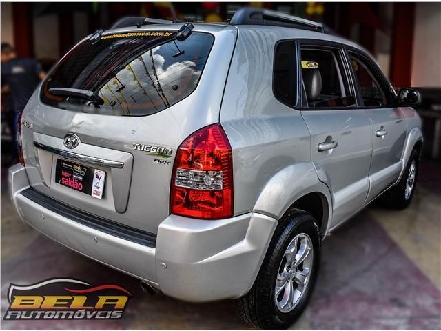 Hyundai Tucson 2.0 Mpfi Gls 143cv 2wd Flex 4p Aut Completo + 2019 Vist - Foto 9