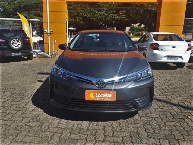 TOYOTA COROLLA 2018/2019 1.8 GLI 16V FLEX 4P AUTOMÁTICO