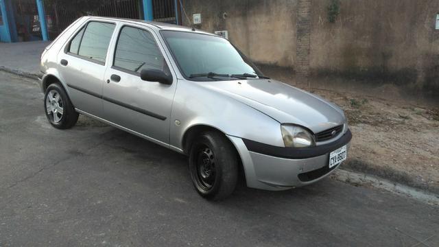 Fiesta glx 2001 1.6 completo - Foto 2