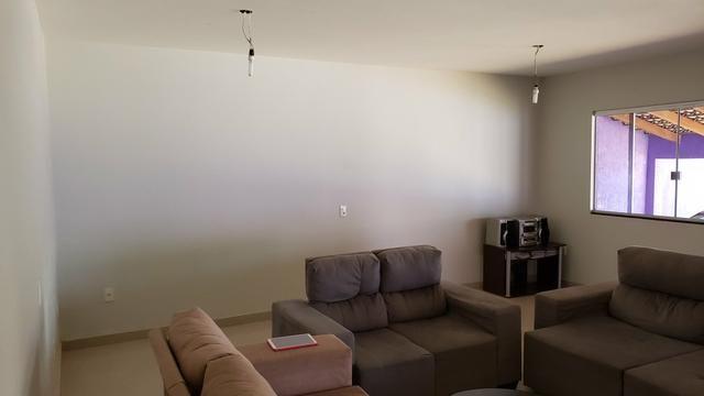 Casa 3quartos suíte piscina churrasqueira lote 830m2 rua 8 Vicente Pires condomínio - Foto 15