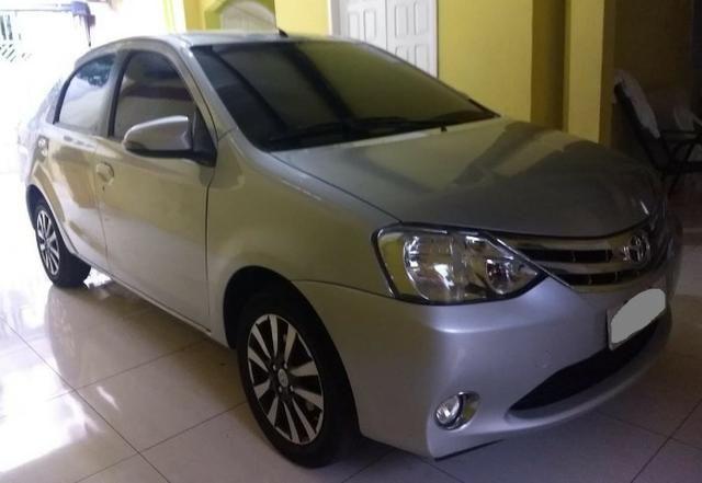 ''Vendo esse Lindo Etios Platinum Sedan 1.5 Flex 2014/2015, o mais Completo da categoria'' - Foto 8