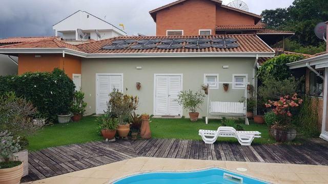 Casa térrea com 4 suítes com vista para represa em Condomínio 3 Marias - Foto 20