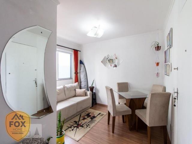 Apartamento para alugar com 1 dormitórios em Cristo rei, Curitiba cod:AP00450