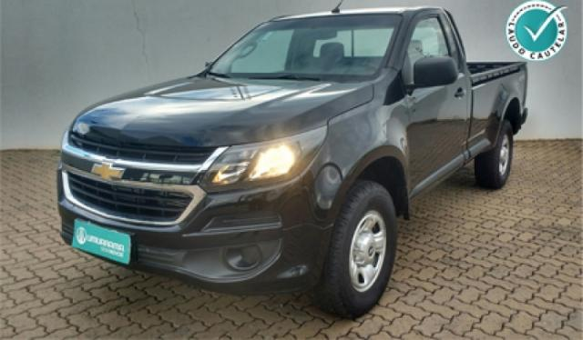 CHEVROLET S10 2.8 LS 4X4 CS 16V TURBO DIESEL 2P MANUAL. - Foto 3