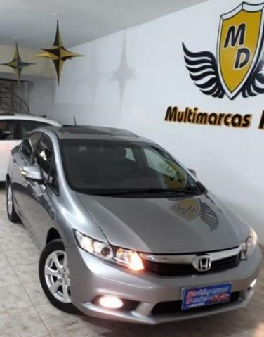 "Civic EXR teto solar/multimídia ""novo"" - Foto 2"