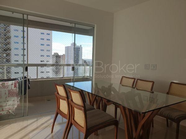 Apartamento com 3 quartos no Residencial Visage Oeste - Bairro Setor Oeste em Goiânia - Foto 3
