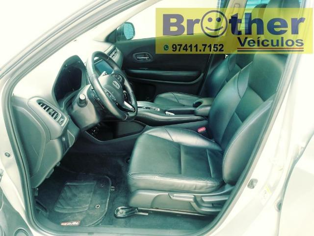 Honda Hr-V Exl Cambio CVT 15/16 Completa - Manual + Chave Reserva - Foto 11