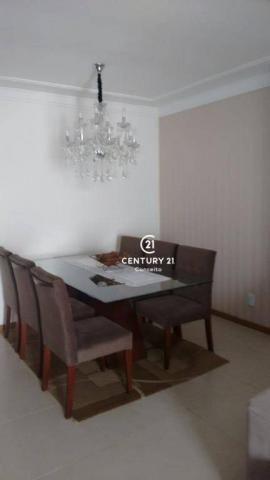 Apartamento com 3 dormitórios à venda, 104 m² por R$ 650.000,00 - Abraão - Florianópolis/S - Foto 9