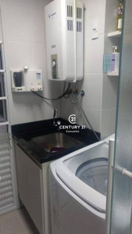 Apartamento com 3 dormitórios à venda, 104 m² por R$ 650.000,00 - Abraão - Florianópolis/S - Foto 4