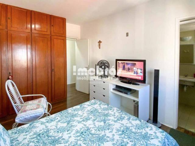 Ed. Tiago, apartamento com 3 dormitórios à venda, 175 m² por R$ 535.000 - Dionisio Torres  - Foto 16