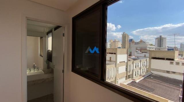 Apartamento à venda com 2 dormitórios em Funcionários, Belo horizonte cod:ALM818 - Foto 16