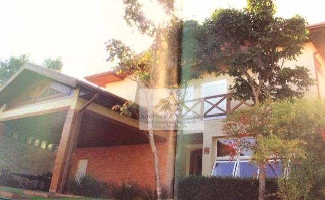 Casa residencial para locação, Bonfim Paulista, Ribeirão Preto. - Foto 3