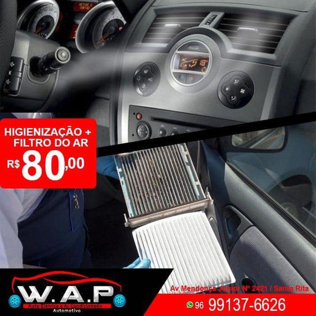 W.A.P refrigeração automotiva - Foto 2