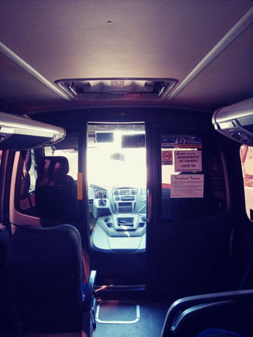 Volare W9 - Marcopolo Ônibus Van - Foto 14