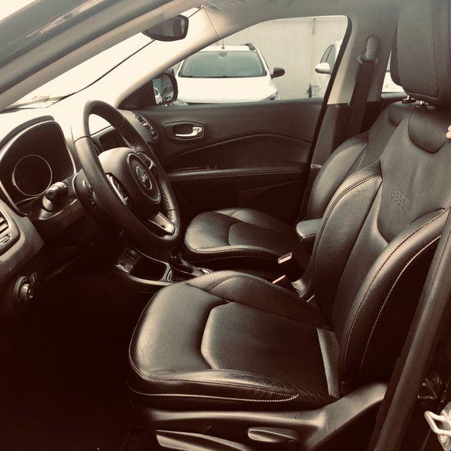 Jeep Compass Longitude 2018 km 13 - Foto 10