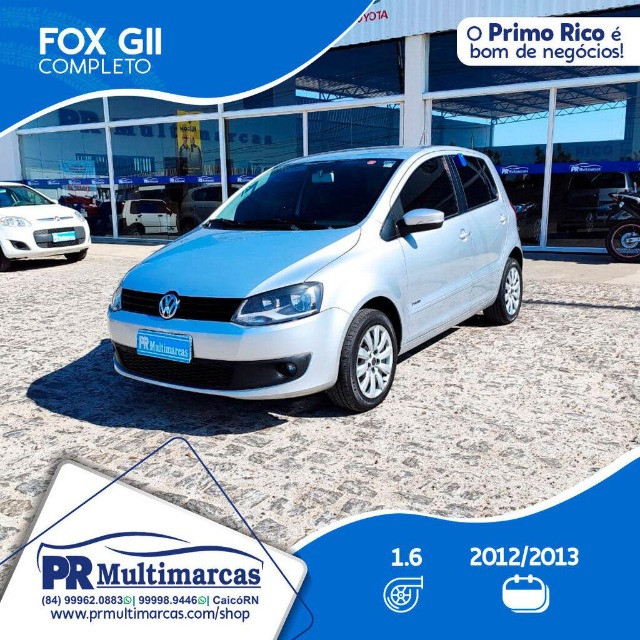 VW Fox Itred 1.6 2013