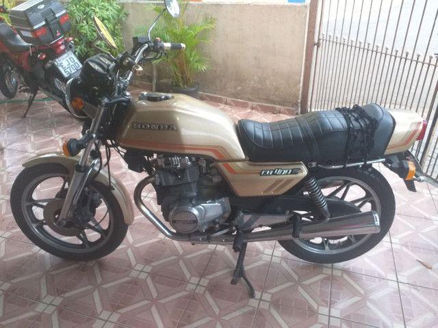 Cb-400ii 1983/1983 - Foto 6