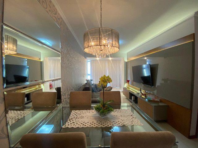 Lindo apartamento dois quartos com suíte - Foto 2