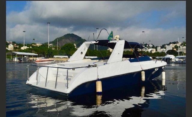 Lancha Walk Marine Offshore 39 Pés - Foto 9