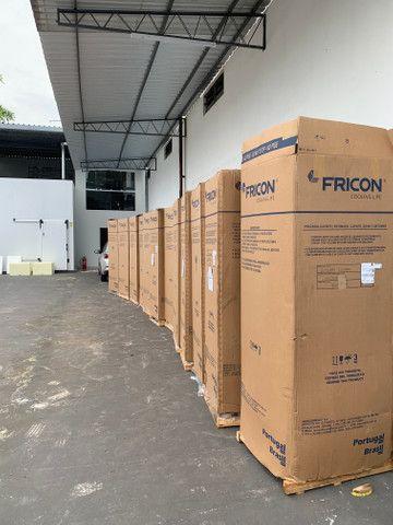 Aluga-se ou vende-se uma fábrica de gelo em cubos e escamas de 7 toneladas dia - Foto 8