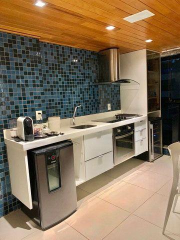 Apartamento Alto Padrão, 218m2. Na 1º quadra da praia.! - Foto 6