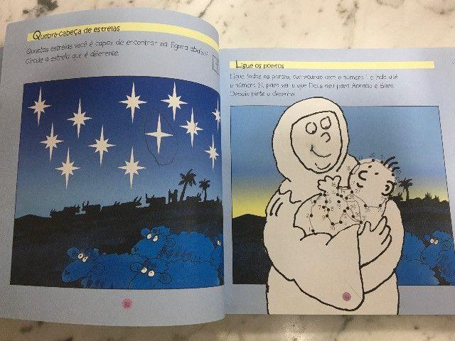 Almanaque Bíblico 2. Infantil usou pouco R$10,00 C. Frio - Foto 2