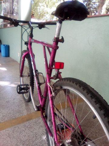 Bicicleta GT Talera All GT Terra aro 26 excelente estado 1995 - Foto 5
