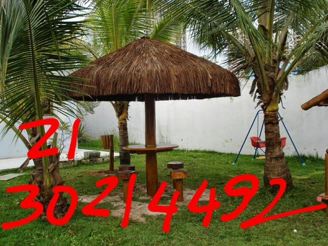 Pergolado eucalipto em buzios 2130214492 - Foto 2