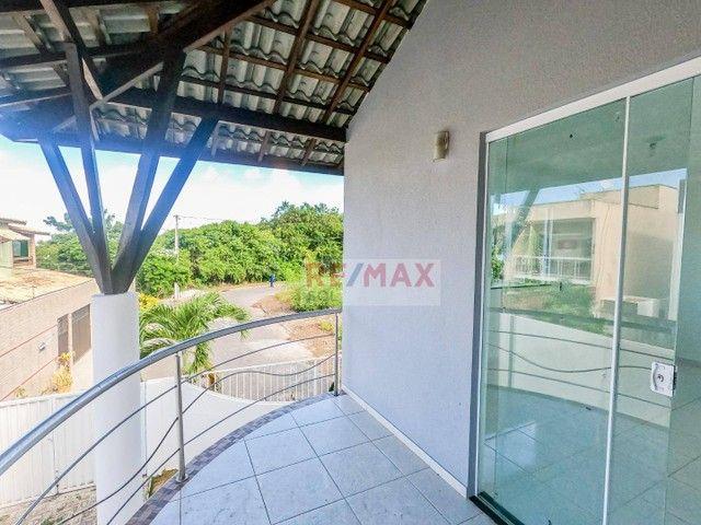 Casa cond. Aquaville com 4 quartos sendo 2 suítes, 180 m² por R$ 460.000 - Arembepe - Cama - Foto 2