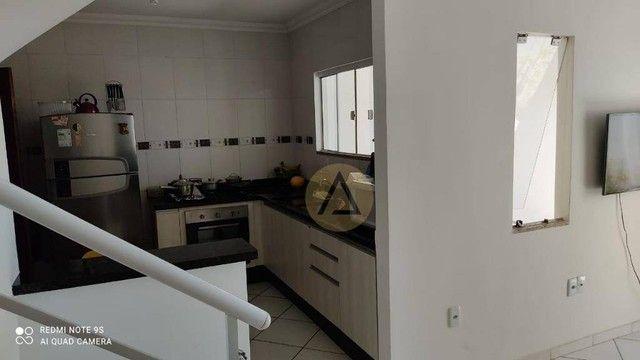 Casa com 2 dormitórios à venda, 89 m² por R$ 290.000,00 - Lagoa - Macaé/RJ - Foto 8