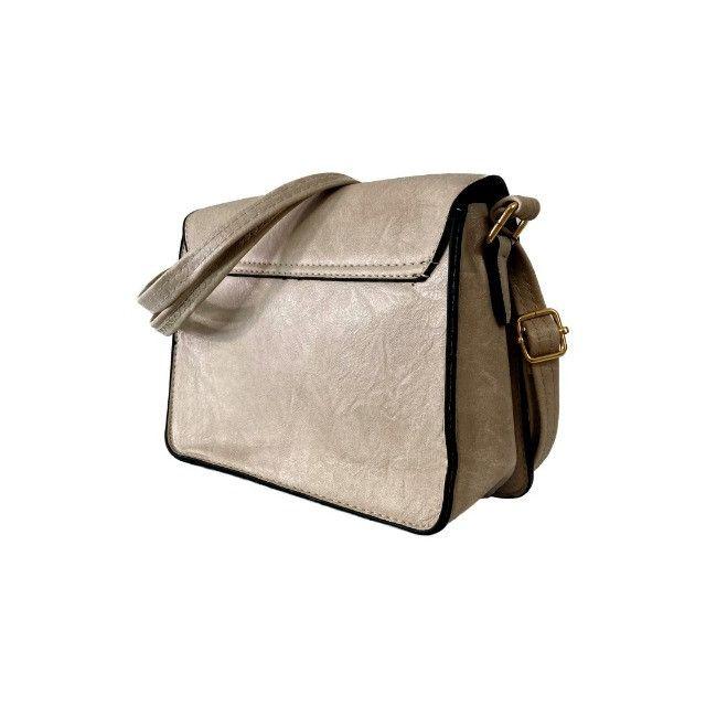 Bolsa feminina couro - Foto 2