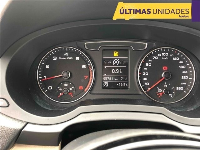 Audi Q3 1.4 Tfsi ambiente gasolina 4pstronic branco 16/17 R$111.300,00 km 95.684*Jéssica* - Foto 5