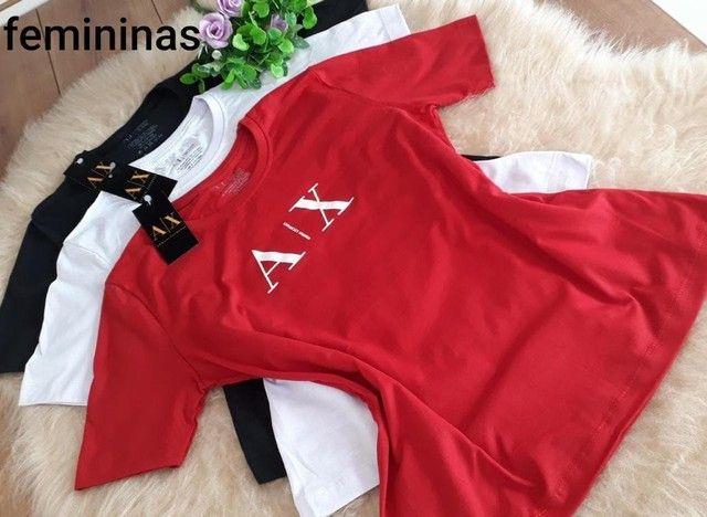 Camisas femininas  - Foto 5