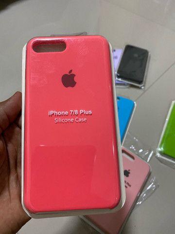 Cases p/ iPhone 7/8 Plus