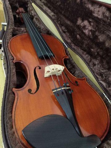Vendo violino feito pelo Luthier Isaac Ribeiro em 2018