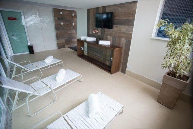 Flat com 1 dormitório à venda, 28 m² por R$ 180.000,00 - Imbetiba - Macaé/RJ - Foto 17