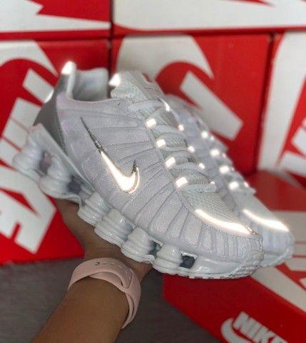 Nike shox 12 molas  - Foto 4